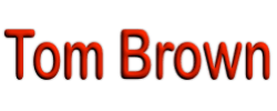tom l browns essays Tom clancy is a best-selling author of thrillers that include themes of espionage, military, science, politics and technology learn more at biographycom.